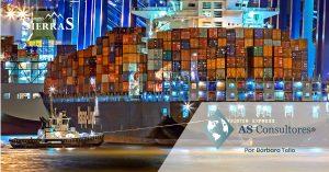 puertos y aduanas