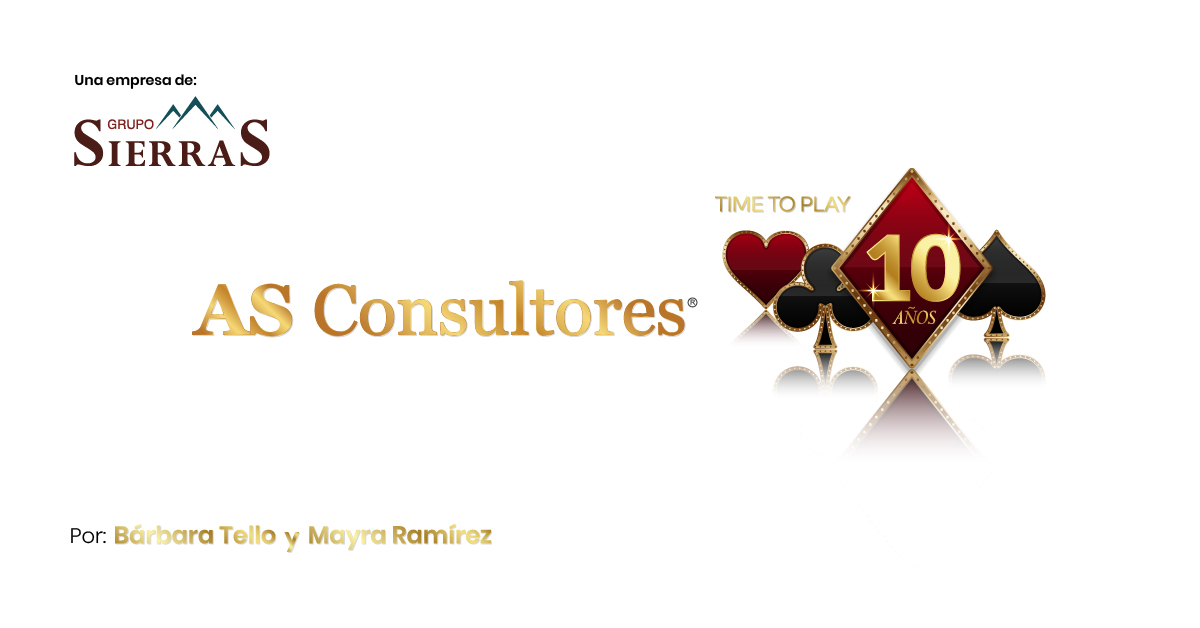 AS Consultores aniversario