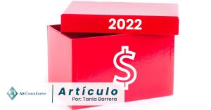 Paquete económico 2022